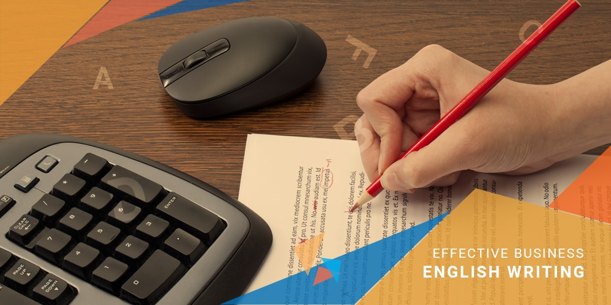 Effective Business English Writing